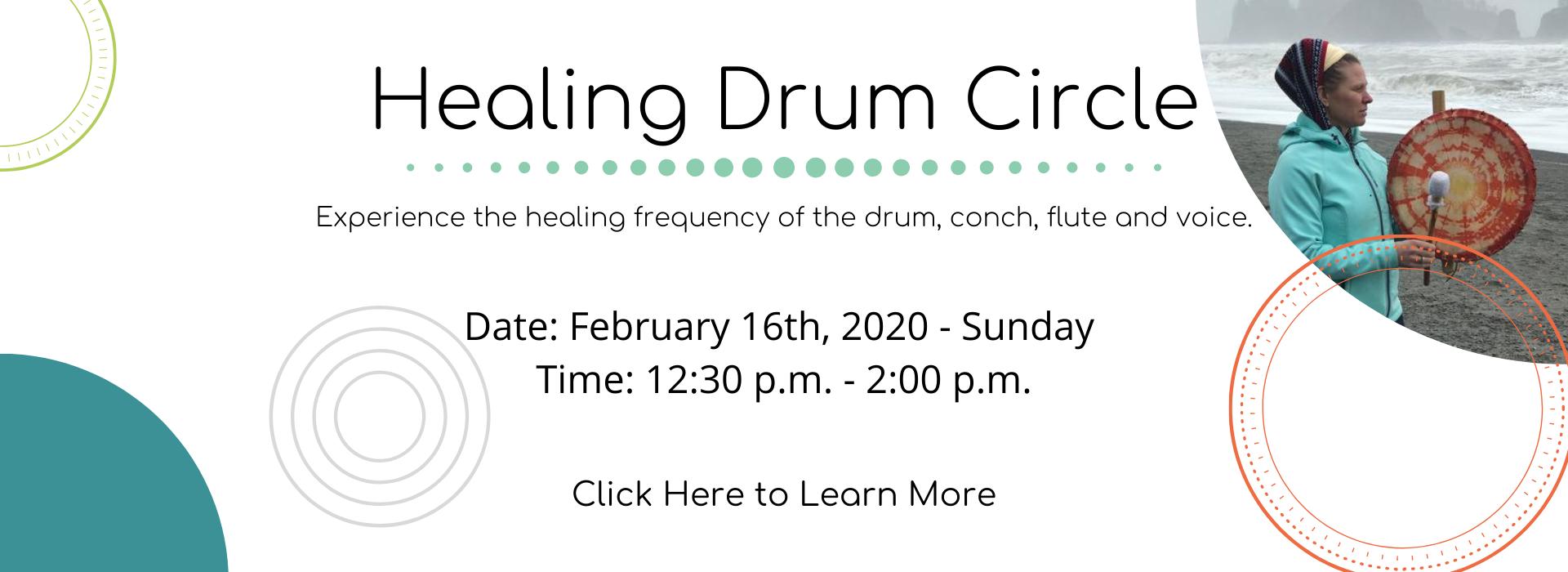 Healing Drum Circle (1)